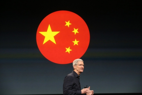 Apple pulls huge number of apps from China
