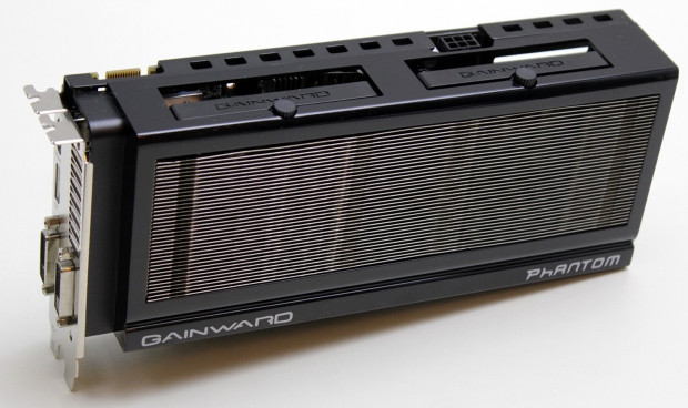 Gainward GTX 960 Phantom GLH previewed