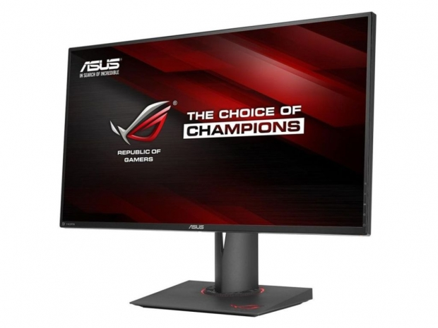 Asus becomes big in the gaming monitor market