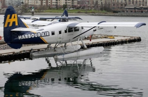 Canadian seaplane company testing all-electric planes
