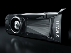 Nvidia announces 12GB Pascal Titan X