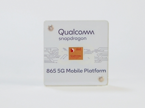 Qualcomm lifts the lid on Snapdragon 865 SoC flagship/gaming smartphones