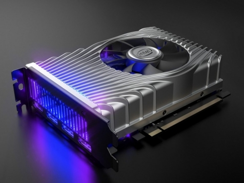 Intel shows its DG1 discrete Xe GPU at CES 2020