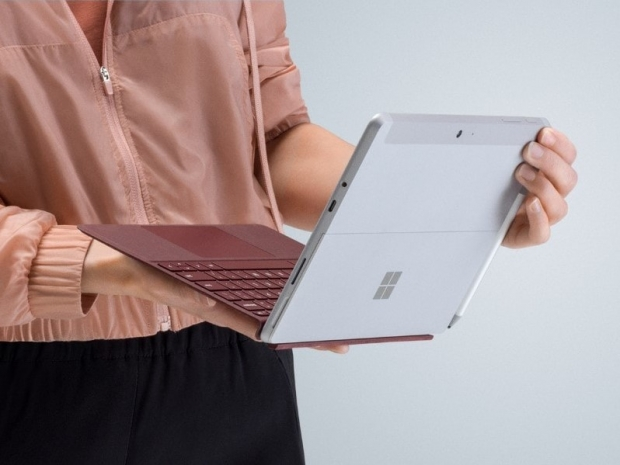 Microsoft back as a top PC vendor