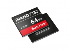 New SanDisk iNAND promises exceptional performance