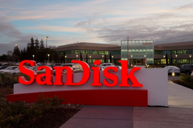 SanDisk about to be bought by Western Digital