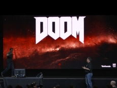 Nvidia shows Doom 2016 on Vulkan API at Dreamhack