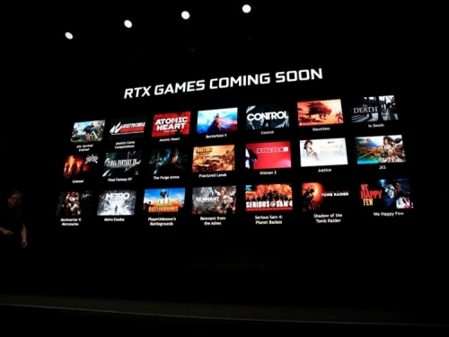 Nvidia releases three new RTX demos