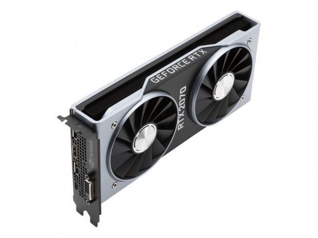 Nvidia Geforce RTX 2070 coming on October 17th
