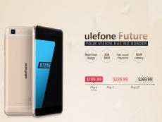 Ulefone has Helio P10 smartphone for $199
