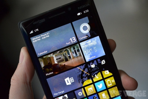 Microsoft runs out of Windows phones