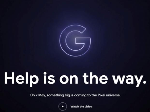 Google teases big announcement in May