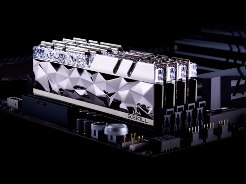 G.Skill rolls out new Trident Z Royal Elite DDR4 memory series