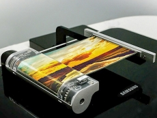 Samsung unveils 5.7-inch 2560x1440p foldable display