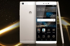 Huawei launches P8