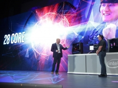 Intel pulls a surprise with 28-core CPU at Computex