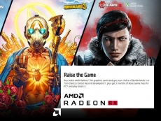 AMD preparing new Raise the Game bundle with up to three games