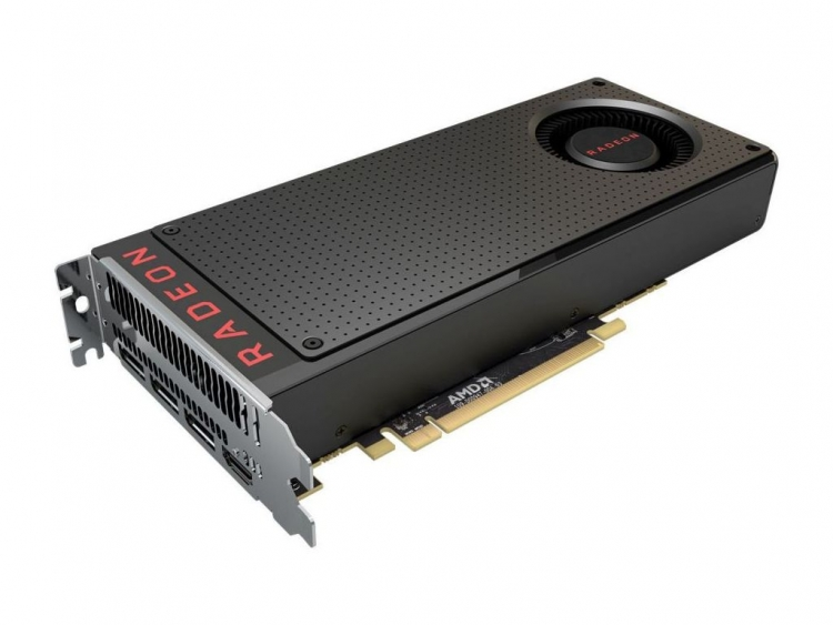 AMD Radeon RX 480 3DMark 11 performance shows up
