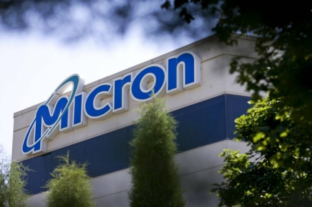 Micron doing well