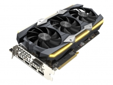 Zotac unveils three custom GTX 1080 Ti cards