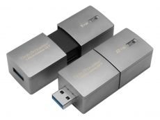 Kingston shows off high capacity DataTraveler flash drive