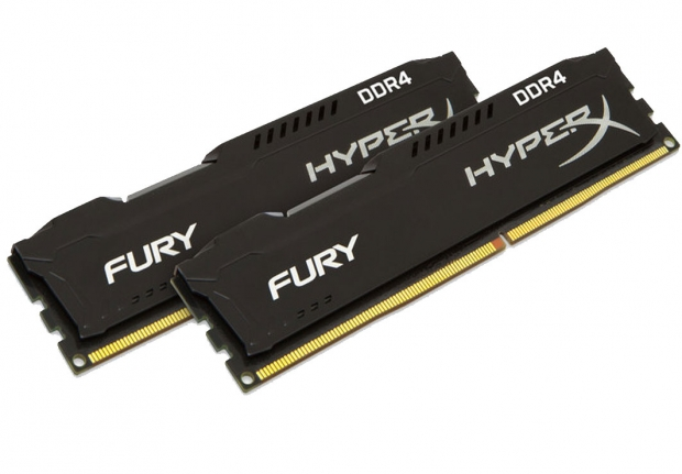 HyperX expands Fury and Impact line-up