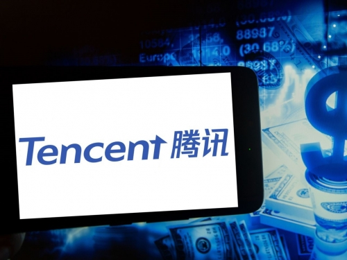 Tencent doing well in gaming boom