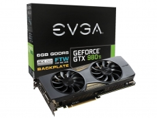 EVGA announces new GTX 980 Ti FTW ACX 2.0+ graphics card
