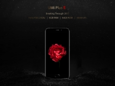 UMi Plus E comes with Helio P20 and 6GB RAM