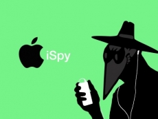Flagship iPhone spies on users