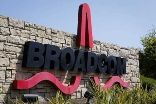 Wall Street not that happy with Broadcom