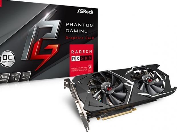 ASRock can't flog RX 500s GPUs in EU