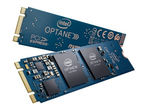 Intel releases Optane SSD 800P