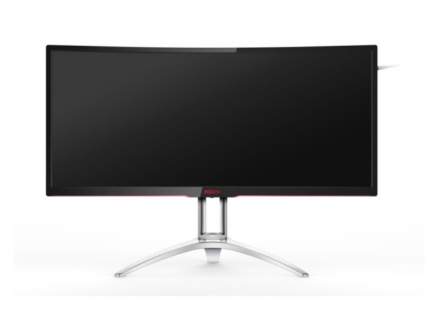 AOC unveils new AGON AG352QCX gaming curved monitor