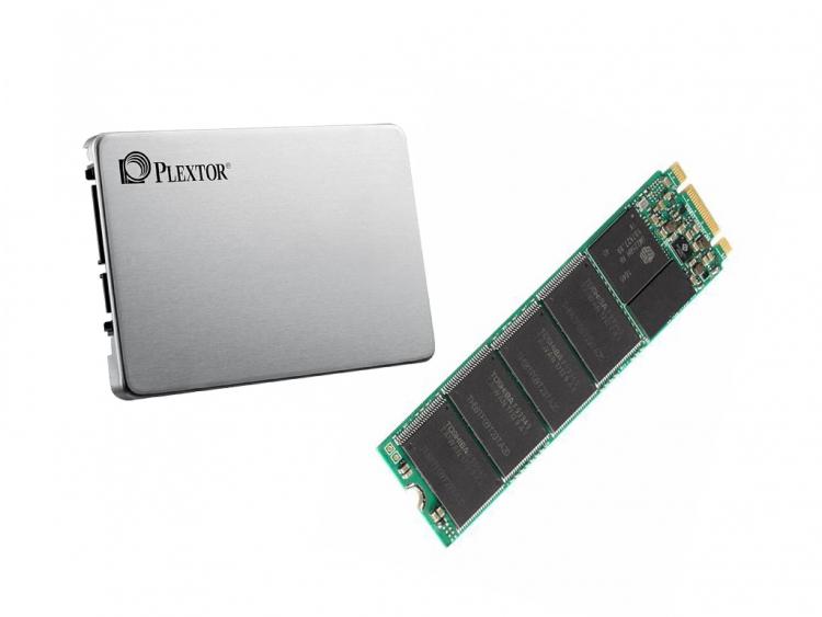 Plextor launches its new M8V series SATA SSDs