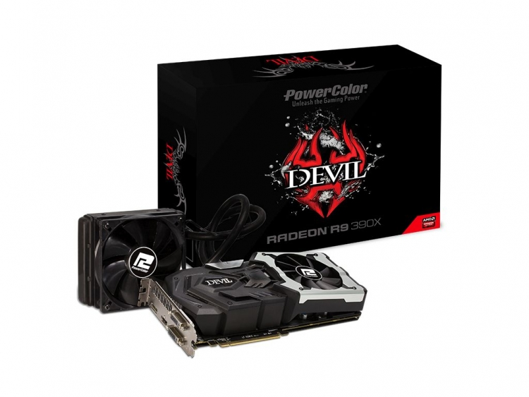 New Drivers: AMD Radeon RX 390X Graphics