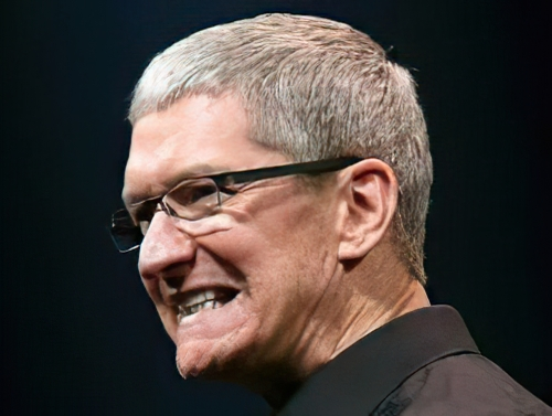 Apple was hacked off with Intel