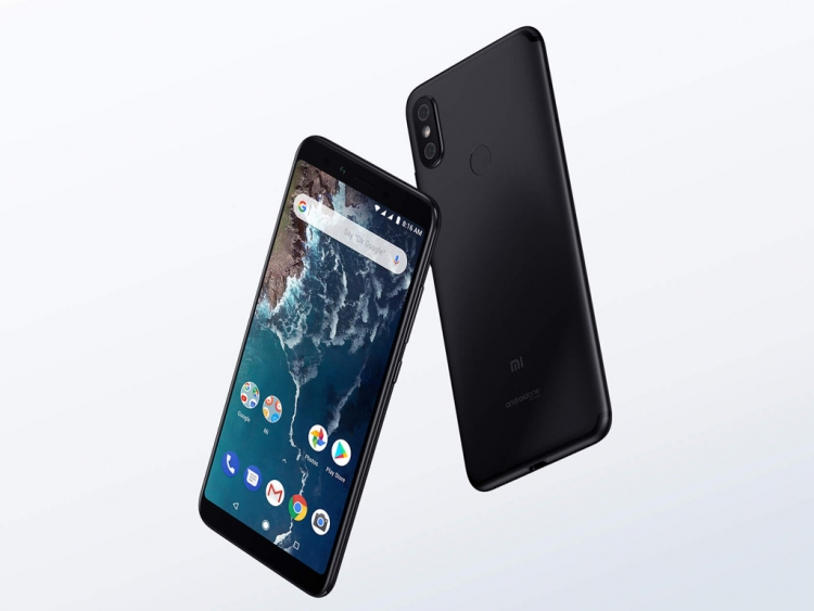 mi a2 android one