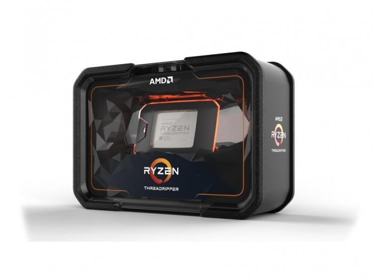 AMD officially announces 2nd gen Ryzen Threadripper CPUs