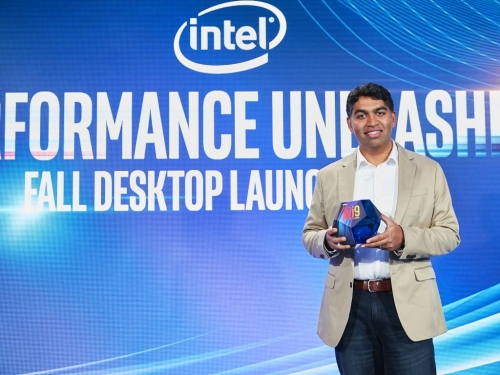 Intel officially announces 9th generation Core CPUs