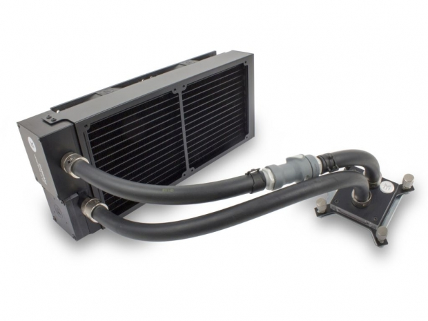 EK Water Blocks announces two XLC Predator AiO liquid CPU coolers
