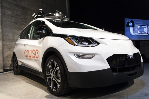 GM lays out driverless car plans
