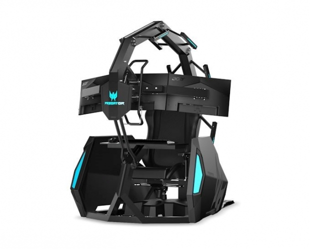 Acer issues $13999 gaming chair