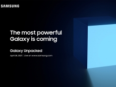 Samsung sets the date for its next Galaxy Unpacked event