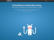 Twitter experiences widespread outage