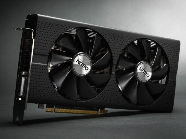 Sapphire's RX 480 Nitro+ OC pictured in details