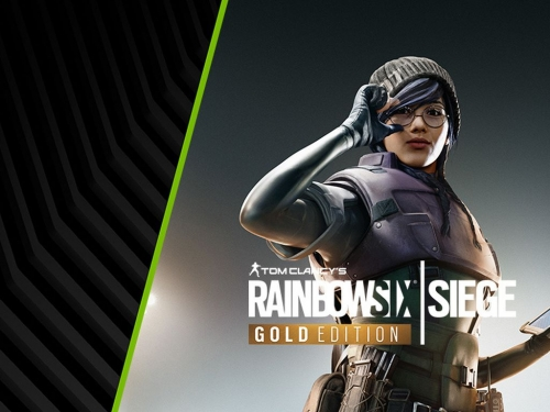 Nvidia launches new Rainbow Six bundle