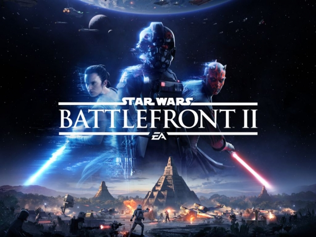 EA's Star Wars Battlefront II gets a trailer, beta details