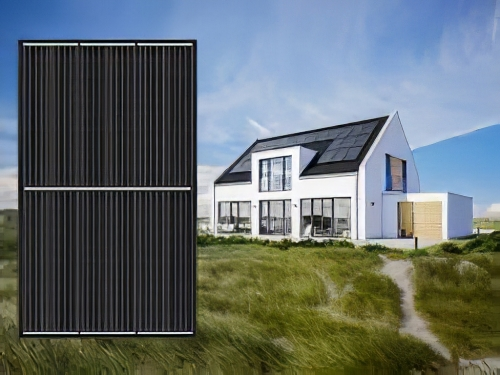 Sharp goes back to black for its photovoltaics