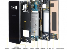Samsung sells more phone components